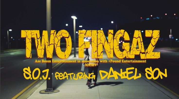 Two Fingaz - S.O.J. featuring Daniel Son (Official Video)