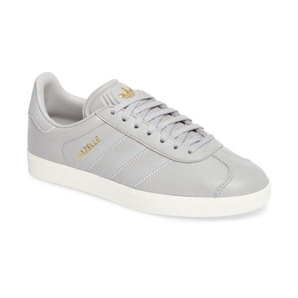 Women's Adidas Gazelle Sneaker (4,610 PHP) ❤ liked on Polyvore featuring  shoes, sneakers