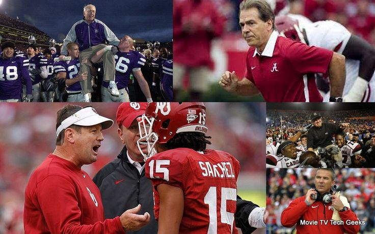 What NFL Could Learn From the Best College Football Coaches - http://movietvtechgeeks.com/nfl-learn-best-college-football-coaches/-The current era of college football is blessed with some of the best head coaches in the sport's history. While names like Rockne, Hayes, and Schembechler will forever command the respect of the game