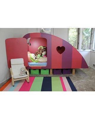 etsy diykidbeds kids bed girl bed boy bed childrens bed rh pinterest com