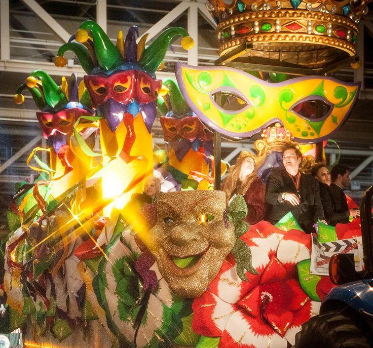 französisches Viertel Mardi Gras Kasino