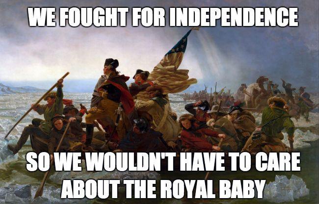 WeKnowMemes - http://weknowmemes.com/2013/07/royal-baby-meme/