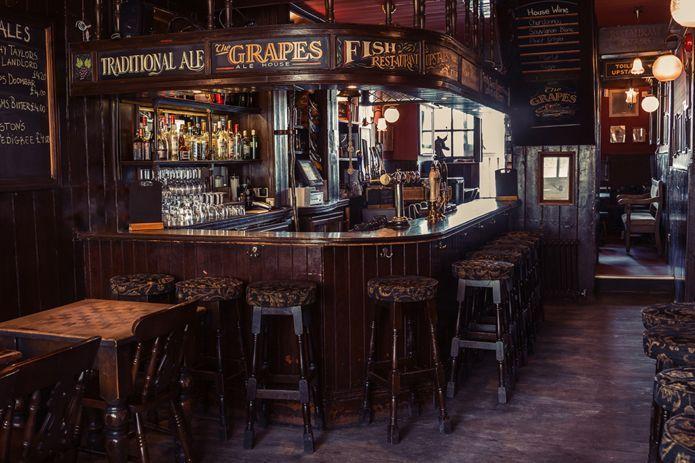 Tales From The Bar A Tour Of London S Great Pubs Irish Pub Interior Pub Design Pub Interior Design