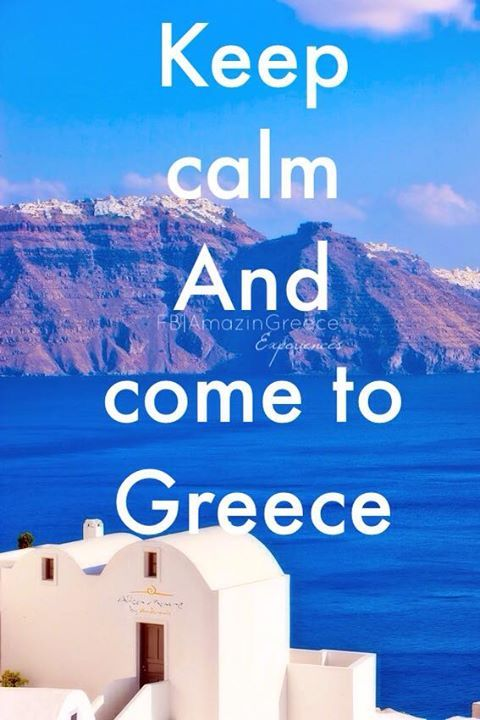 Come to Greece! www.facebook.com/IncroyableGrece