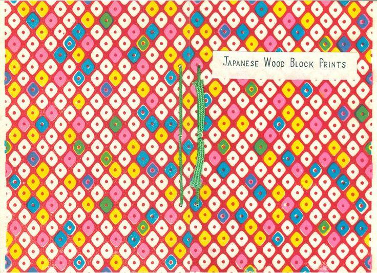 Japanese Woodblock Prints, Uchida Wood Block Printing Co, Kyoto, ca 1950