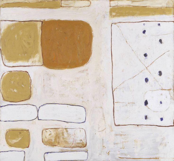 white, sand and ochre - william scott