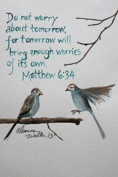 Custom Watercolor Scripture Verse Paintings by DeannaWalterFineArt, $25.00