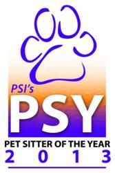 Pet Sitters International Now Accepting Nominations for Pet-Sitting Industry's Top Award