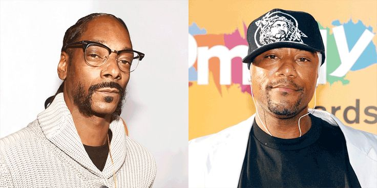 Rapper Snoop Dogg Gets Punched In His Face At The Funeral Of Comedian Ricky Harris (Video)