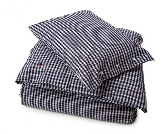 Lexington Poplin Small Check Bedding - Lexington Company