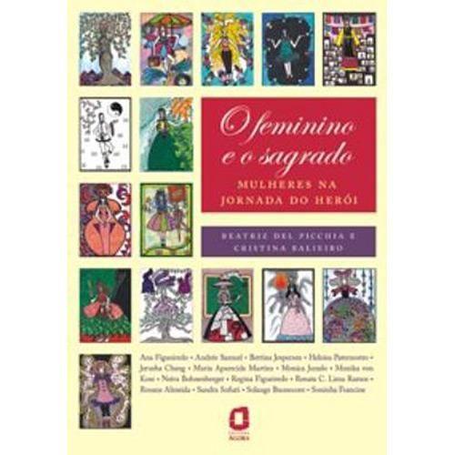 Livro - O Feminino e o Sagrado: Mulheres - Americanas.com
