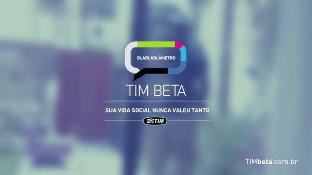 TIM BETA - Blablablâmetro on Vime