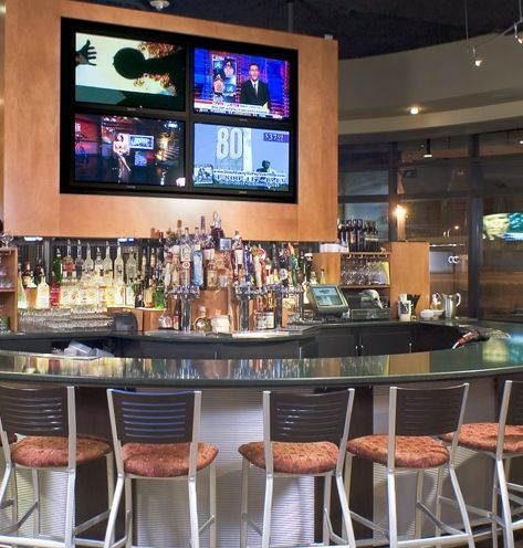 40 best Sport bars - Interior images on Pinterest | Sports bars, Bar ...