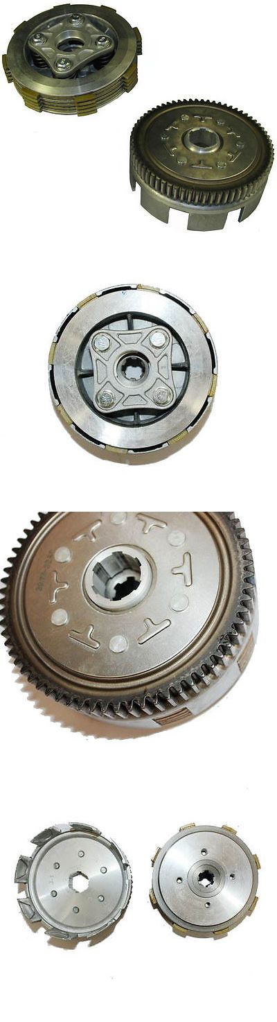 Parts and Accessories 11332: Manual Engine 5 Plate Clutch Assembly For Lifan Yx 140Cc 150Cc Pit Pro Dirt Bike -> BUY IT NOW ONLY: $38 on eBay!