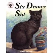 six dinner sid - who doesn't know a cat like Sid?: Wonder Children, Farfavourit Children, Inga Moore, Dinners Sid, Far Favourit Children, Kids Book, Sid Book, Children Book, Pictures Book