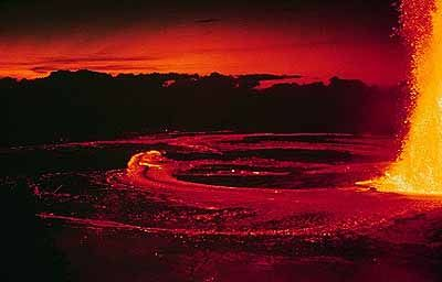 Information about the kinds of volcanoes: Active, Dormant ...