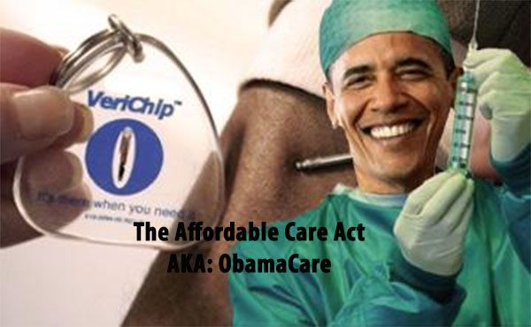 NBC Predicts: All Americans Will Receive A Microchip Implant In 2017 Per Obamacare