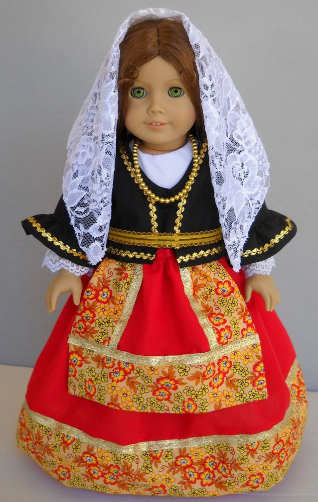 17 Best Images About American Girl International Costumes