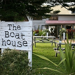 Boathouse introduces locals to everything from fresh flowers to Modern Australian food..
