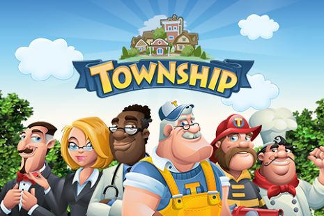 Township #android game is not just about building cities, but also comprise of many other entertaining factors including crazy characters, growing crops.