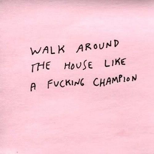 walk walk walk...