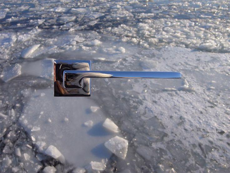 'icy 'zelda' in stockholm, door handle by jean-marie massaud