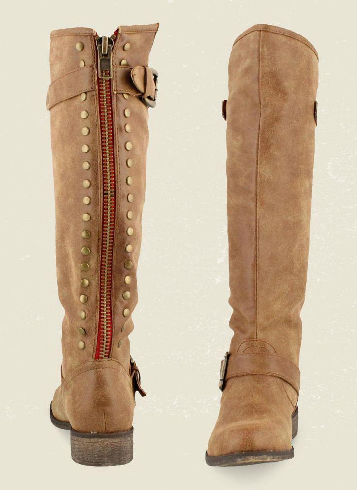 Madden Girl Women S Cactuss Boots: Women's Madden Girl, Cactus Tall Shaft Boot