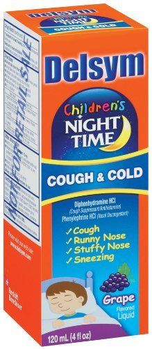 What do you do for a baby coughing at night?