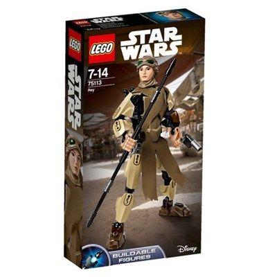 Chollo en Amazon España: Figura de Rey con traje del desierto LEGO Star Wars por solo 6,99€ (un 68% de descuento sobre el precio de venta recomendado y precio mínimo histórico)