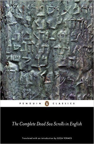 Suggested book of the day - The Complete Dead Sea Scrolls in English: Seventh Edition (Penguin Classics)