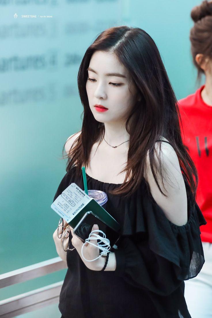 ICN. Red Velvet - reveluv Bae Joo Hyun #170612 | Cabelo preto, Modelos, Atriz