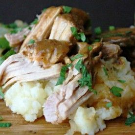Beer Braised Pork Roast - Crock Pot Recipe The Gardening CookThere is nothing like coming into your home after a long day at work to the aroma of a pork roast that has been simmering all day long. ***  You can also add BBQ sauce to shredded Pork and make BBQ Pork sandwiches, sliders or BBQ Nachos (my fav)  Enjoy!  XOXOX Tonya