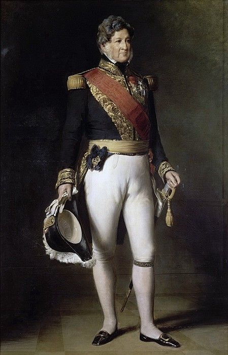 .Луи-Филипп, король Франции.    Ф.К.  Винтерхальтер.