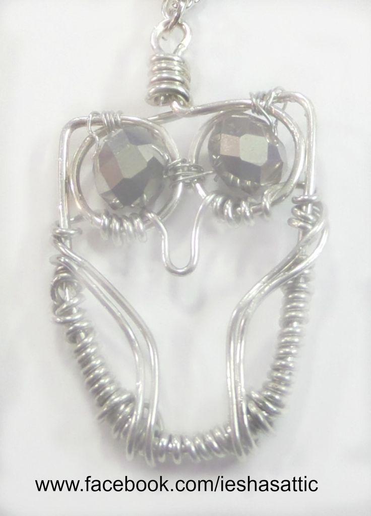 Really cute owl pendant