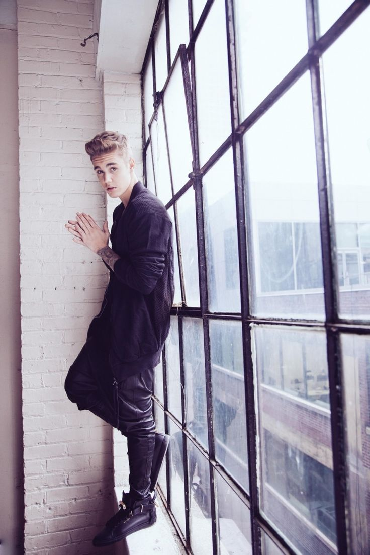 Justin Bieber New Photoshoot Released New Pics!