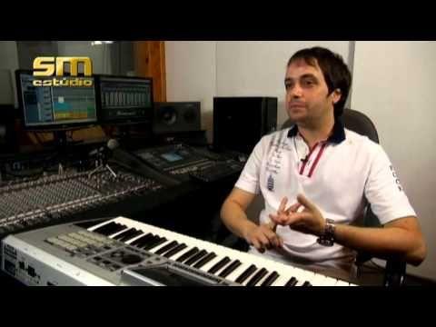 Conheça o SM estúdio de gravação - www.smestudio.com.br