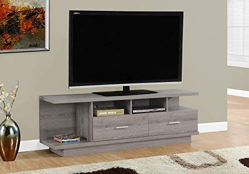 Monarch Tv Stand 2 Drawers 60