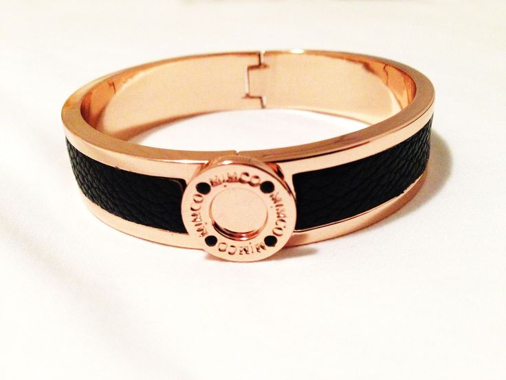 Mimco Magic: Sure to become a winter staple, every guest received a rose-gold Mimco cuff (worth $69.95).