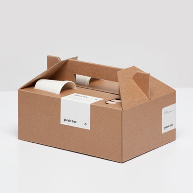 Дизайнеры изголландской студии arwin's ontwerp предлагают использовать длявыезда наприроду picnic box. Picnic box иликоробка дляпикника представляет собой картонную корзинку дляпикника или, точнее, коробку изгофрокартона сручкой. Вpicnic box есть всё необходимое длявыезда наприроду: кружки, столовые приборы ипокрывало дляпикника. Все сделано избиоразлагаемых материалов.  http://am.antech.ru/Td3i