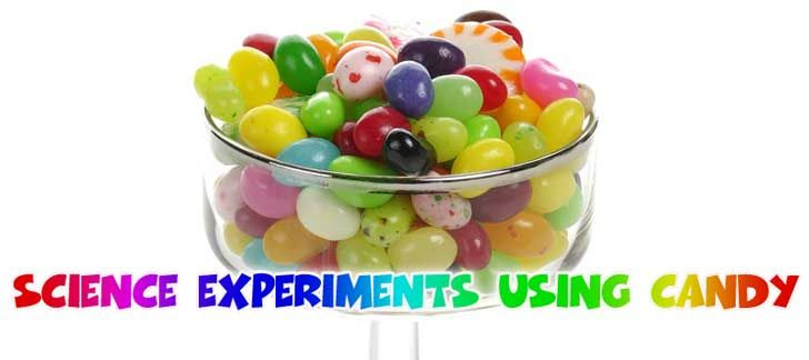 Science Can Be Oh-So Sweet! Science Experiments Using Candy | Classroom Jr.
