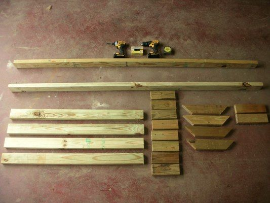 Firewood Rack Plans Free Woodworking Projects Plans