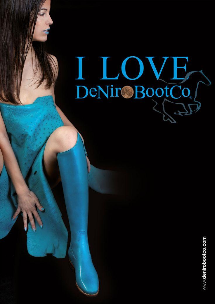 adv | DeNiroBootCo. Stivali made in Italy per equitazione e da concorso