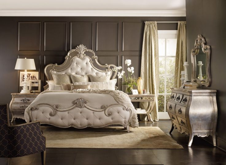 "anctuary reminds me of Coco Chanel's fashion style: timeless, classy and oh so elegant,"" wrote Janice. Photo: Hooker Furniture."