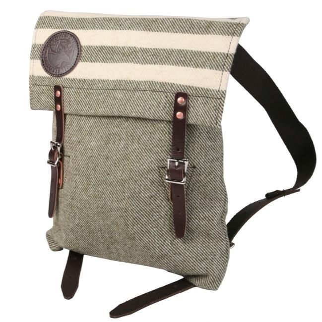 Trapper Series Wool Scout Pack - Trapper Series - New Collection :: Duluth Pack :: Made in the USA