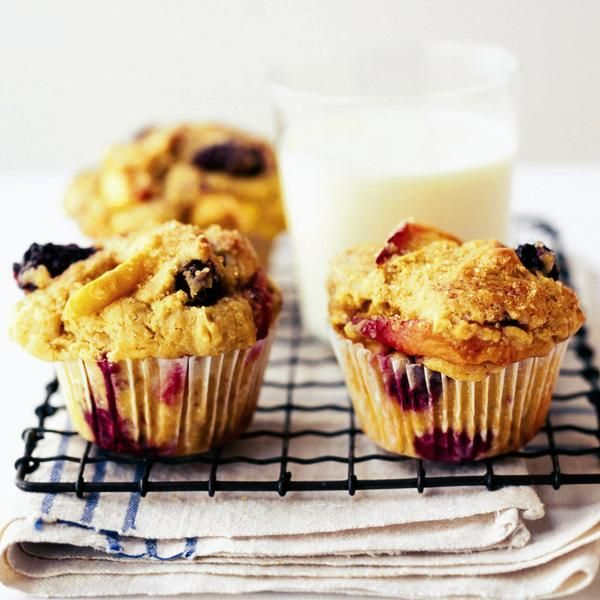 Enjoy the sweet simplicity of homemade Blueberry muffins and find hundreds more recipes for muffins, scones and other baked goodies at Chatelaine.com.