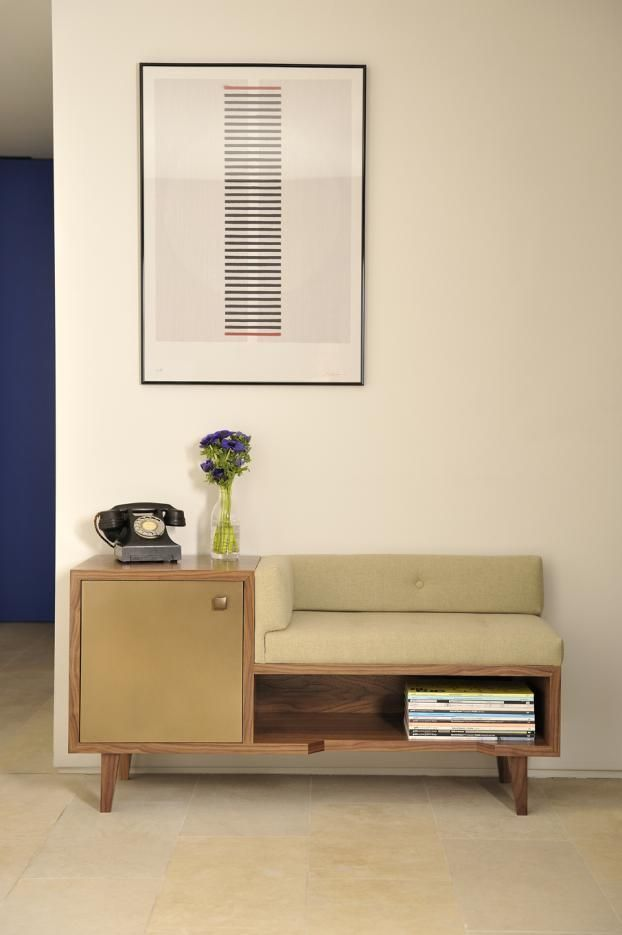 17 Best Ideas About Hallway Bench On Pinterest Art Walls Mid Century And Mid Century Furniture