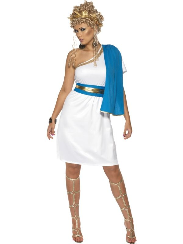 Roman Beauty Costume   Frojos.co.uk