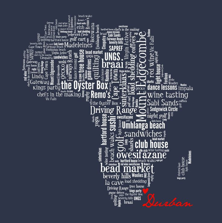 Mejores 55 imgenes de farewell canvas designs en pinterest personal memories of a stay in durban south africa map memories canvas gumiabroncs Gallery