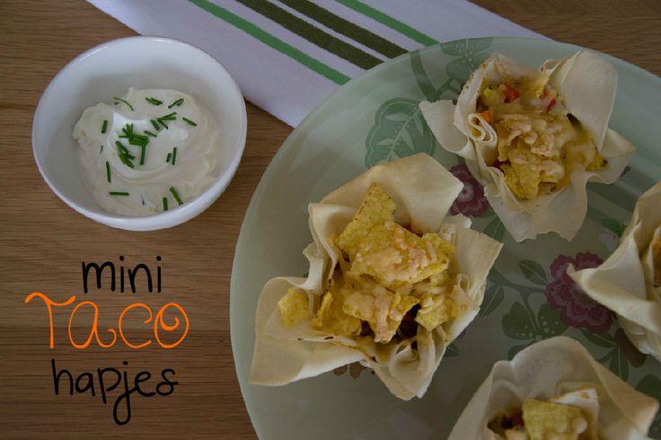 Mini taco hapjes