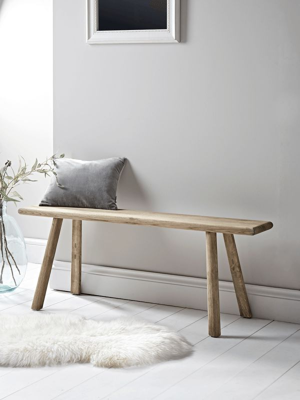 Long Ash Bench Long Ashwood Bench Indoor Benches Wooden Upholstered Luxury Seating Luxury Home Furnitu Wooden Bench Seat Luxury Home Furniture Furniture